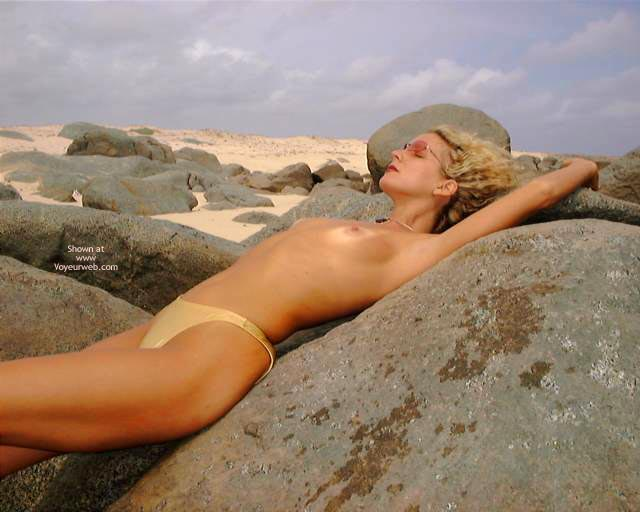 Pic #1 - Nina on the Beach