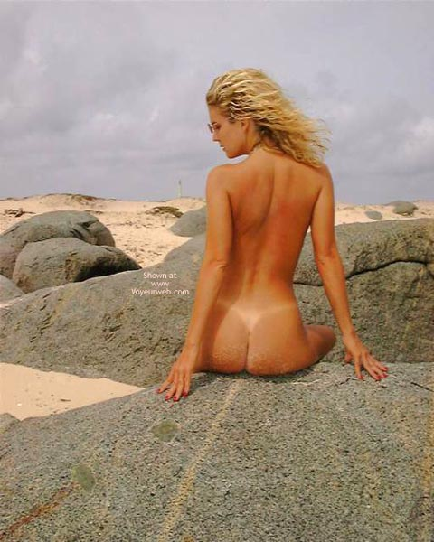 Pic #7 - Nina on the Beach