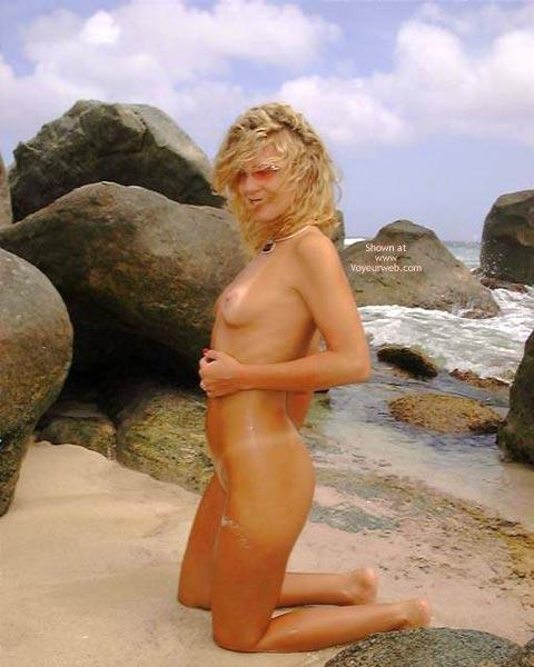 Pic #9 - Nina on the Beach