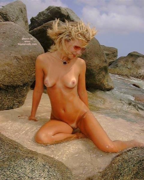 Pic #10 - Nina on the Beach