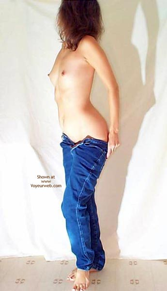 Pic #2 - Lara~ Barely In Blue Jeans