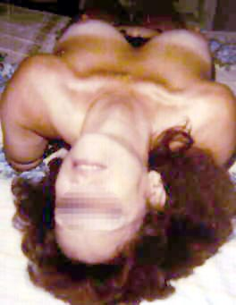 Pic #1 - Wife on her Back