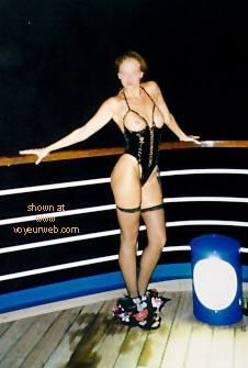 """Pic #5 - """"Really      Fun Ship"""""""