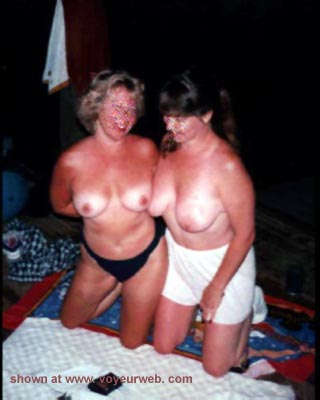 Pic #4 - My Wife and her Girlfriend