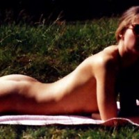 Emily nude in public