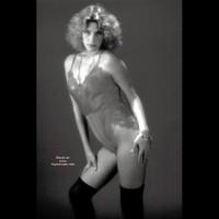 Tammy Nude In B & W