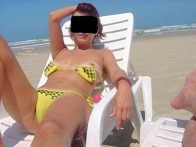 Pic #4 - MôNica At The Beach