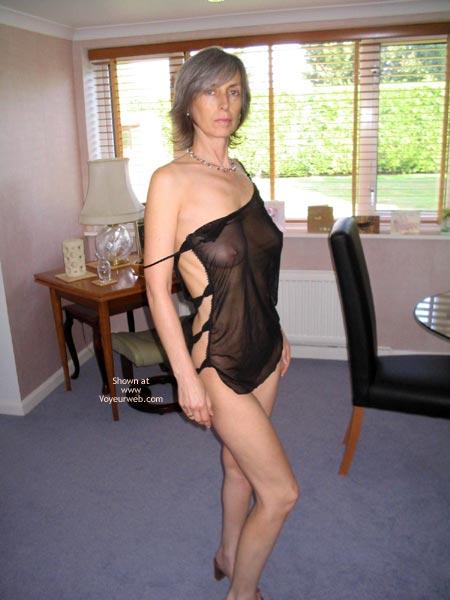 Pic #8 - Gayle in Black  Part 2