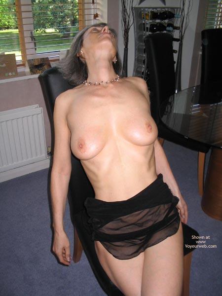 Pic #9 - Gayle in Black  Part 2