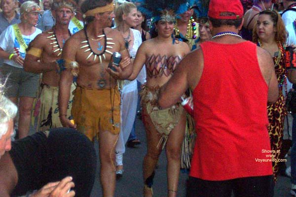 Pic #9 - Fantasy Fest 2002 3