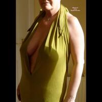 Horny Green Dress