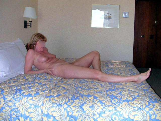 Pic #4 - Laura Lounging