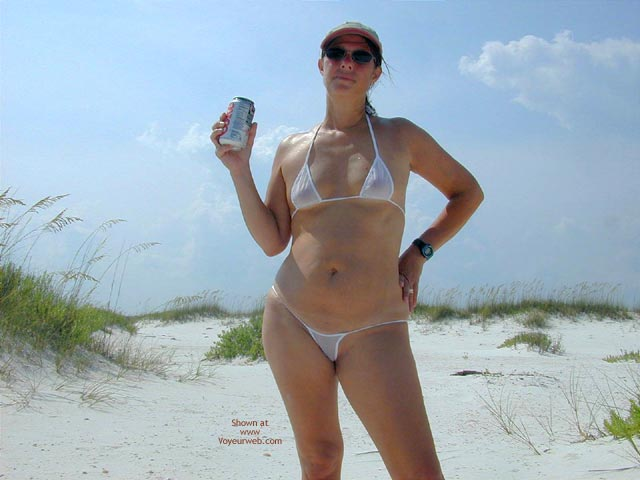 Pic #1 - Wife At The Beach