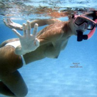 Topless Diver - Topless