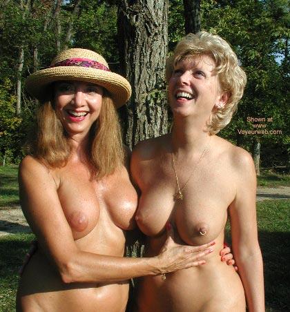 Pic #2 - Natalie And Morgan
