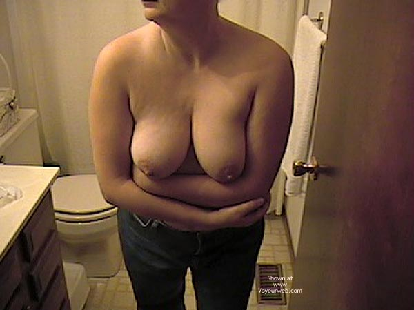 Pic #2 - Wife'S Boobs