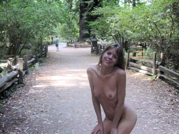 Pic #1 - The Naked Hunt...