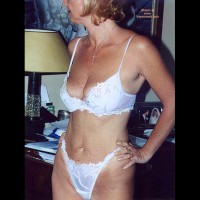Patrizia In & Out White Lingerie