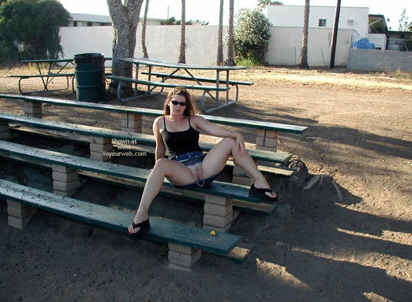 Pic #1 - Cindy At Local Park