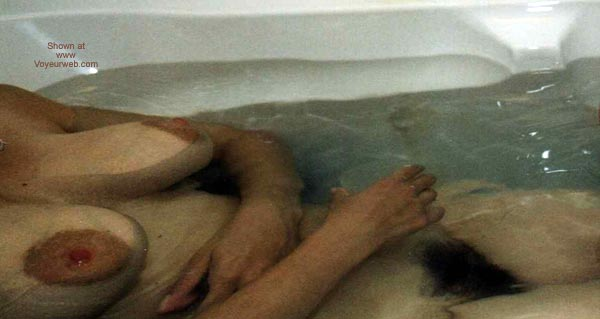 Pic #1 - Wife In Tub