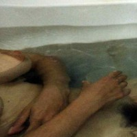 Wife In Tub