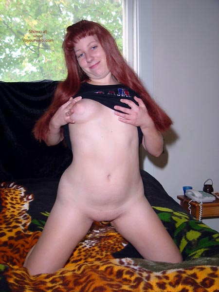 Pic #5 - Roxanne The Red Head