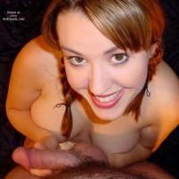 Kimberly Sucks Dick!