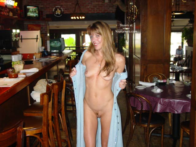 Pic #2 - Mmmmm, A Naked Lunch Date...