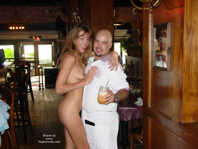 Pic #7 - Mmmmm, A Naked Lunch Date...