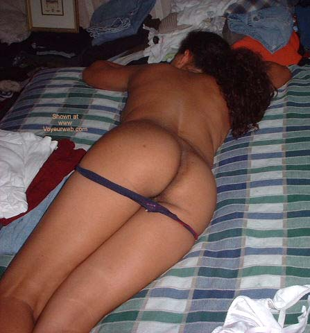 Pic #1 - Spanish Hottie In (And Out) Of Bed