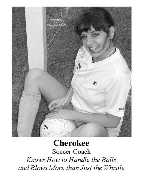 Pic #1 - *Yb Cherokee, Soccer Coach