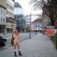 Eip Street Town - Boots, Nude In Public