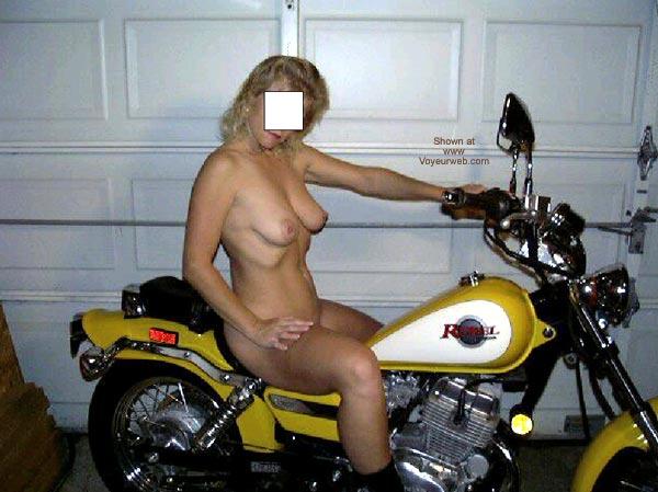 Pic #4 - Rebel Biker Chic
