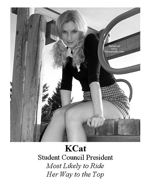 Pic #1 - *Yb - Kcat - Student Council President