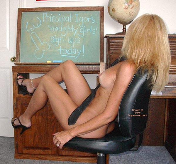 Pic #9 - *Yb - Ms. Dee – Sex Education Teacher