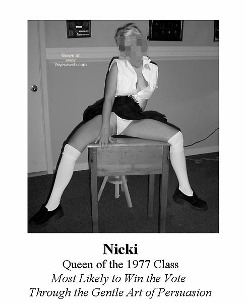 Pic #1 - Yb - Nicki, Queen Of 1977