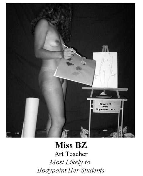 Pic #1 - *Yb - Brazilian Wife (Ms. Bz), The Art Teacher