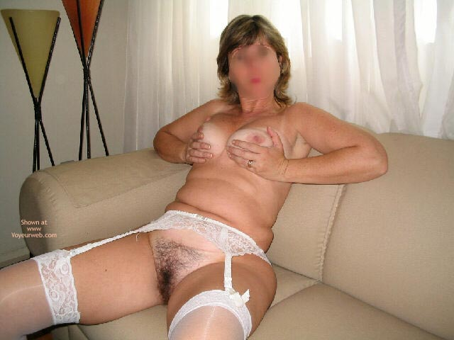 Pic #3 - My Hot Wife And Your  Hairy Pussy
