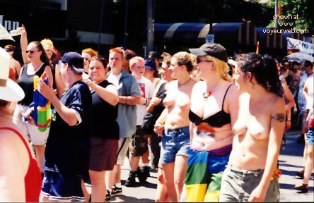 Pic #4 - Toronto Parade II