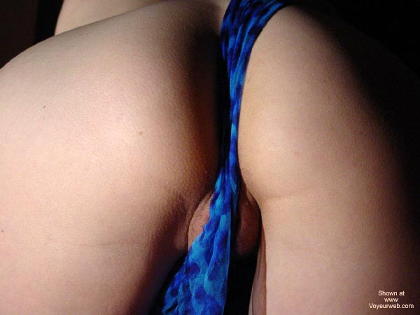 Pic #10 - Eryka'S Silky Blue Scarf