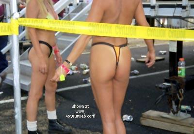 Pic #6 - Saturday's Bikini Contest