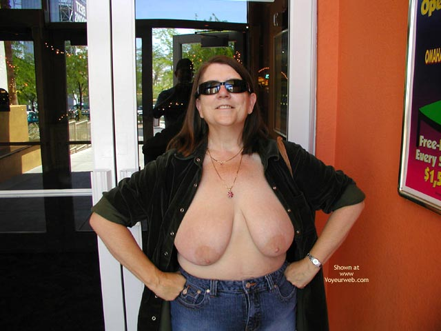 Pic #3 - Hot Stuff Random Acts Of Public Nudity