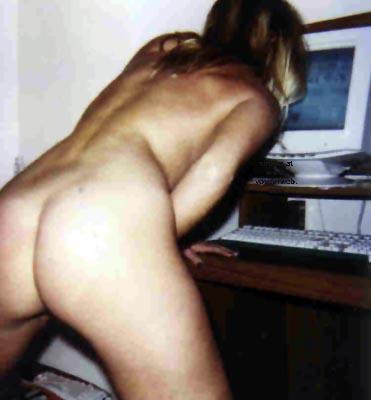 Pic #1 - Cindy viewing Voyeurweb