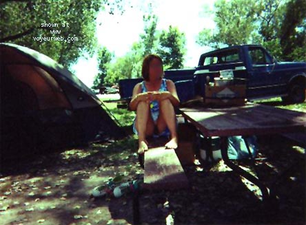 Pic #3 - My Little Boo Camping