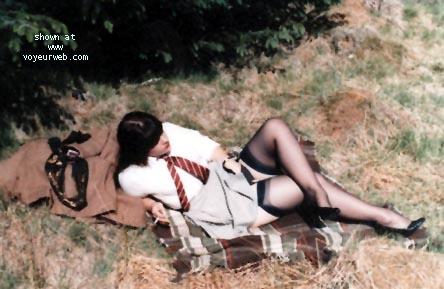 Pic #1 - Schoolgirl Girlfriend