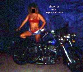 Pic #3 - Harley Girl