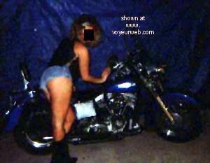 Pic #4 - Harley Girl