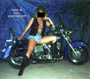 Pic #8 - Harley Girl