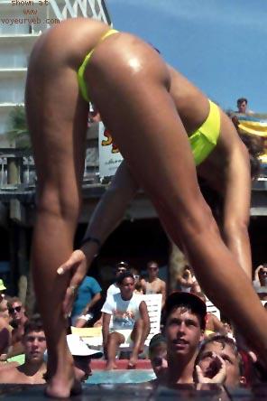 Pic #2 - GF's Friend -Bikini Contest