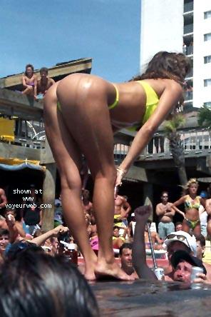 Pic #3 - GF's Friend -Bikini Contest
